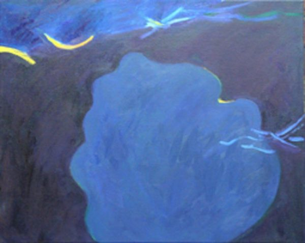 Moonlight 61x76cm oil on canvas Gall P £1,550