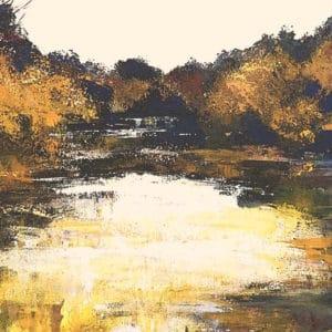 Autum at Eyeworth Pond
