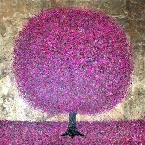 Beautiful Beni Chidori Blossom 76x76