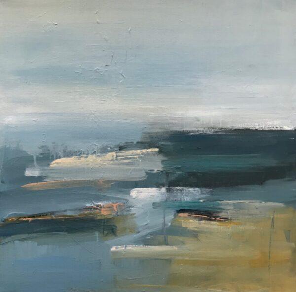 Catching the Light, 40cmx 40cm, acrylic on canvas, £675