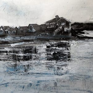 11 The Black House from Mudeford quay