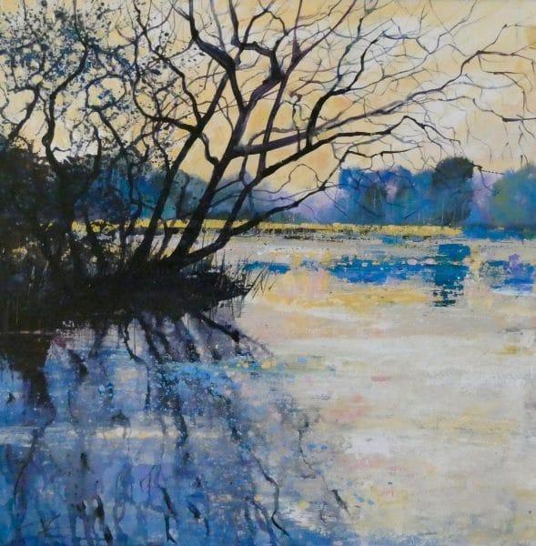 18 Sunrise on the river test