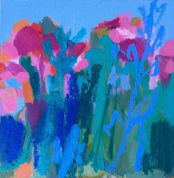 Amelia McComb Headland flowers