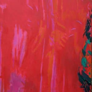 Wild Oats 170x153cm Oil on canvas Gall P £3,800